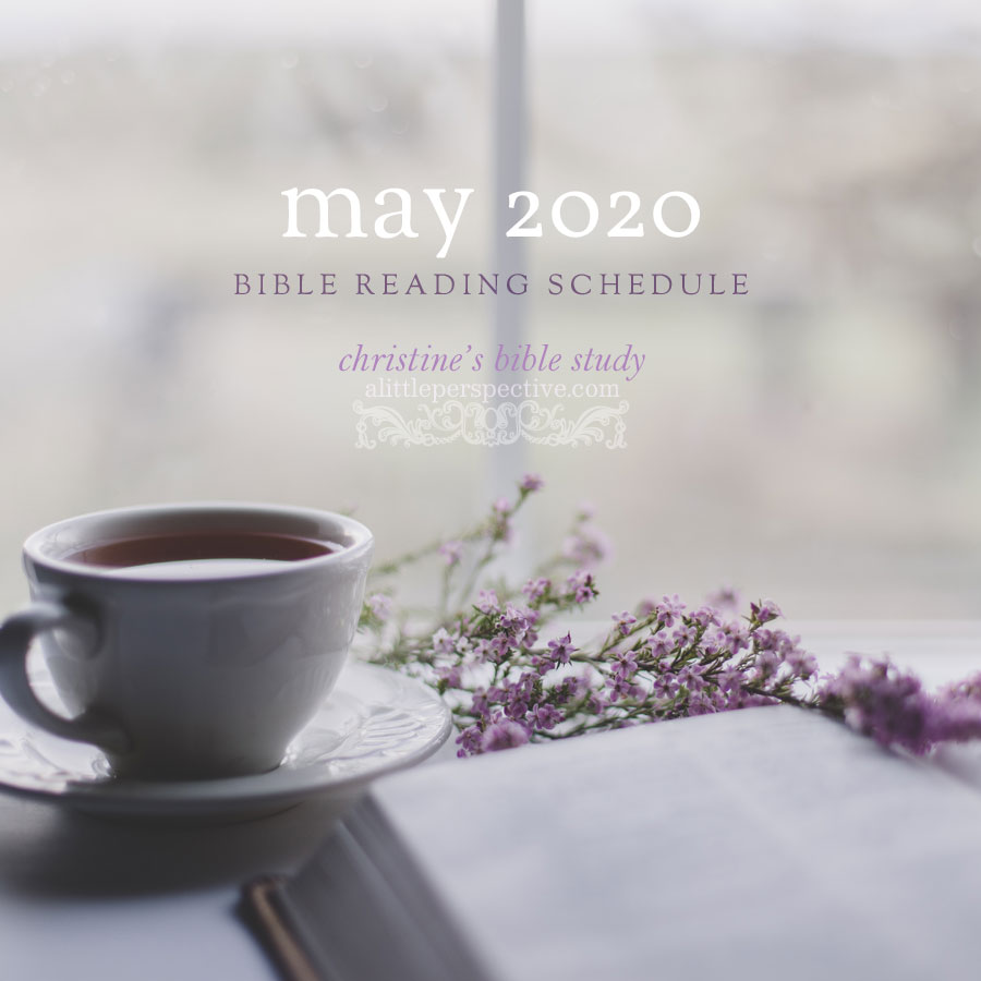 may 2020 bible reading schedule