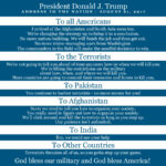 President Trump | Aug 21, 2017 | alittleperspective.com