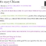 Mat 18:1-19:17 Chiasm | hebraicfaithbible.com