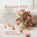 Zec 8:19 | scripture pictures at alittleperspective.com