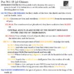 Psa 76:1-12 {p} chiasm | hebraicfaithbible.com