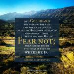 Gen 21:17 | scripture pictures @ alittleperspective.com