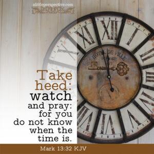 Mar 13: 32   scripture pictures @ alittleperspective.com