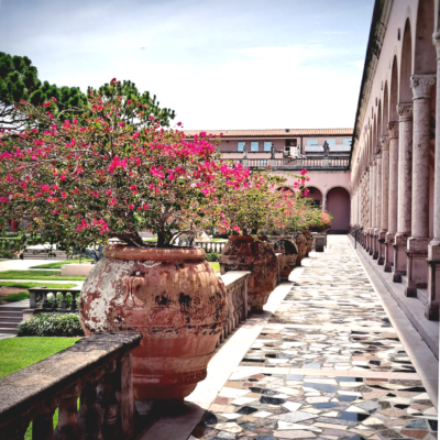 The Ringling Art Museum, part one