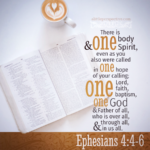 Eph 4:4-6   Scripture Pictures @ alittleperspective.com