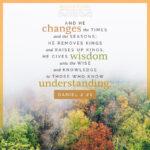 Dan 2:21 | Scripture Pictures @ alittleperspective.com